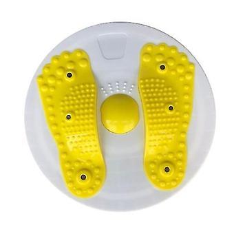 צהוב פיתול דיסק בית תרגיל כושר כושר נקבה x2302