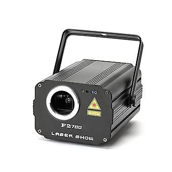 1400mw Dmx 512 skanneri laservalo Rgb värikäs juhla Xmas Dj Disco Laser