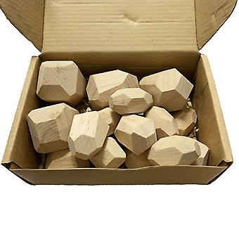 Children Wooden Stone, Stacking Game, Building Block, Kids Educational Toy