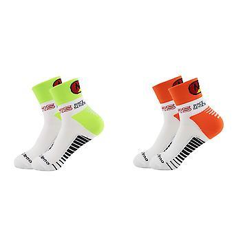 Unisex sports socks riding cycling basketball running sport sock summer hiking tennis ski man women bike bicycle slip