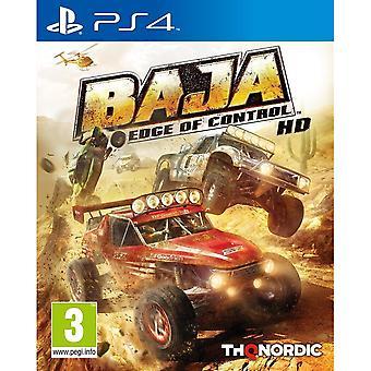 Baja Edge Of Control HD PS4 Game