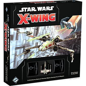 Star Wars X-Wing Core Set Andra upplagan brädspel