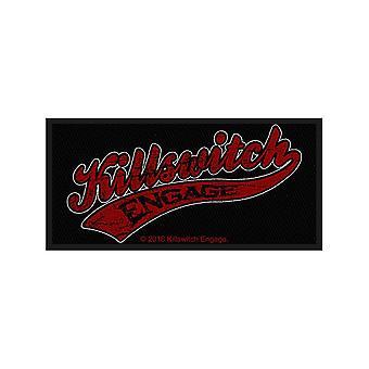 Killswitch Engage - Baseball Logo Standard Patch
