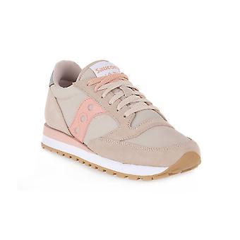 Saucony jazz tan rose chaussures de course