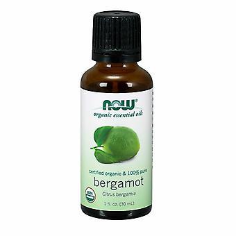 Now Foods Bio Bergamotte Öl, 1 Oz