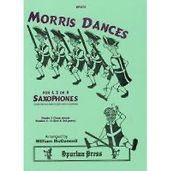 Morris Dansar (Traditionell Arr: William McConnell) SAXOPHONE DUET, SAXOPHONE TRIO
