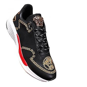 Men's Shoes Autumn And Winter New Men's Simple Small White Shoes Embroidery Fashion Hundred Casual Sports Shoes
