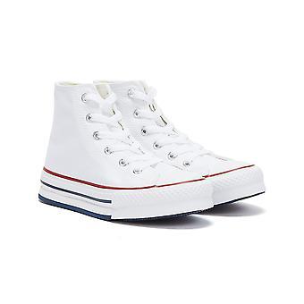 Converse Chuck Taylor All Stars Hej Top Eva Junior Hvide Trænere