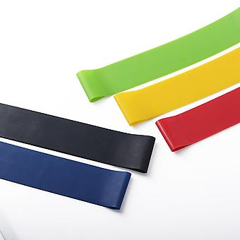 5pcs Resistance Bands Exercise Workout Bands For Adults Stretch Bands