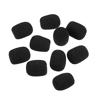Microphone Sponge Foam - Covers Replacement Telephone Headset Mic And