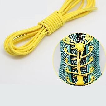 Elastic No Tie Shoelaces Buckle And Clips