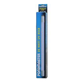 "Pondmaster UV Replacement Bulb - 20 Watts - 14"" Long x 5/8"" Wide"