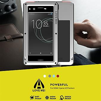 Love Mei Powerful For Sony For Xperia Xz  Six Screws Fixed Phone Case