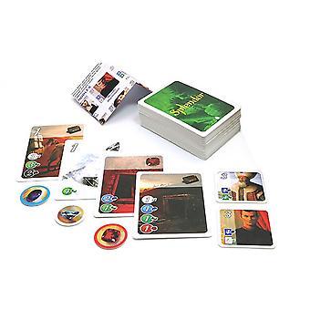 Splendor Jeu de société Anglais & Espagnol Règles pour la fête à domicile Financement adulte Investissement Formation Business Jeu de cartes à jouer