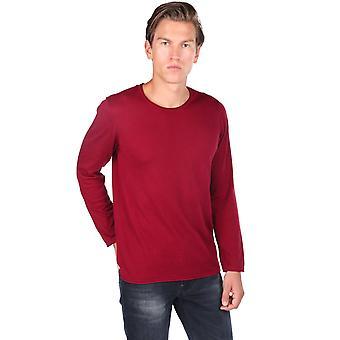 mannskap nakke rød genser