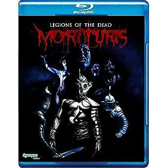 Morituris: Legions of the Dead [Blu-ray] USA import