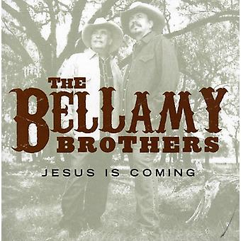 Bellamy Brothers - Jesus Is Coming [CD] USA import