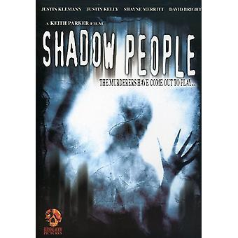 Shadow People [DVD] USA import