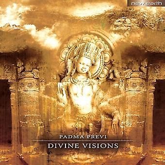 Padma Previ - Divine Visions [CD] USA import