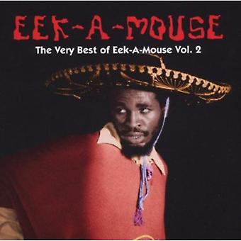 EEK-a-Mouse - Vol. 2-Best of import USA Eek-a-Mouse [CD]