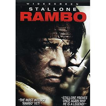 Rambo (2008) [DVD] USA import