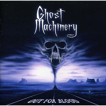 Ghost Machinery - Out for Blood [CD] USA import