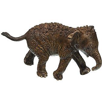 Schleich Asian Elephant Calf Figure