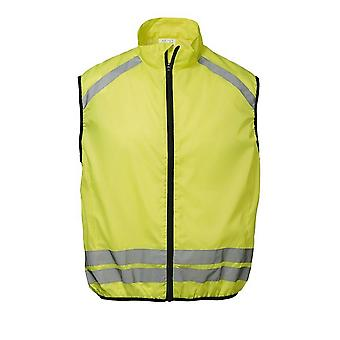 ID Reflective Hi-Visibility Regular Fitting Running Vest