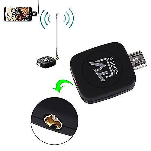 ONX3 Mini Portable Micro USB DVB-T Digital Mobile TV Tuner Receiver For Asus Zenfone Live ZB501KL