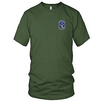 US Army Aviation de Combat - 10e bataillon brodé Patch - Mens T Shirt
