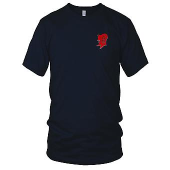 US Army - 3rd Infantry Brigade 9 Division Pin Mens T Shirt