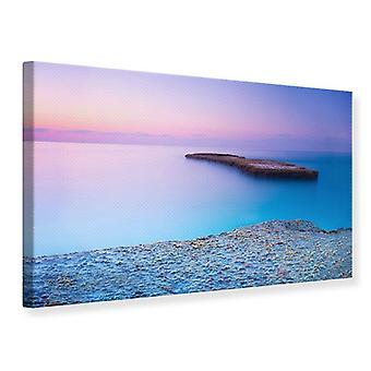 Canvas Print unendlichen Ozean