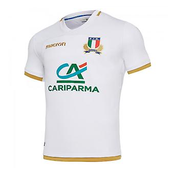 2017-2018-Italia pois Replica Rugby-paita