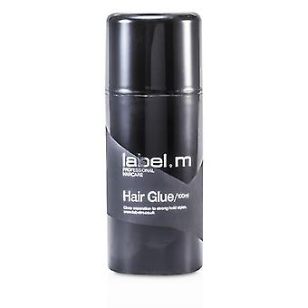 Label.m Hair Glue (gives Separation To Strong Hold Styles) - 100ml/3.4oz