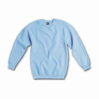 SG Kids Raglan Sleeve Crew Neck Sweatshirt