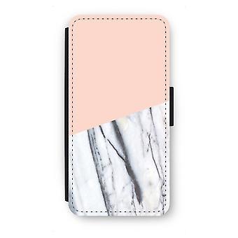Samsung Galaxy S7 Edge Flip Case - A touch of peach
