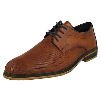 Chaussure à lacets Rieker Brown Mens 11415