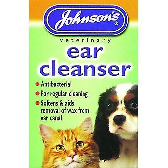 Johnsons koira korva siivooja 18 ml