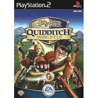 Harry Potter Quidditch World Cup (PS2) - Comme nouveau