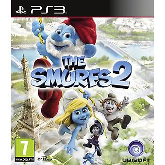 Smurfs 2 (PS3)-nyt