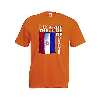Holland Euro 2012 Our Year T-Shirt