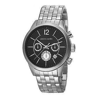 Pierre Cardin Herren Uhr Armbanduhr Chrono TROCA PC106591F08