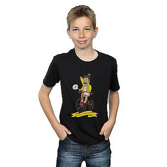 Фредди Родригес Pepe мальчики велосипед футболку