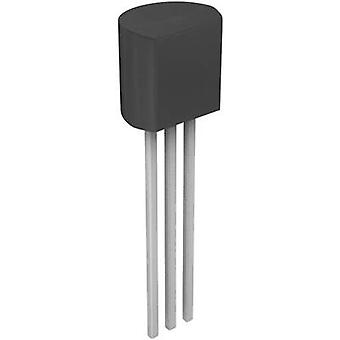 ON Semiconductor Transistor (BJT) - Discrete BC547BTF TO 92 3 No. of channels 1 NPN