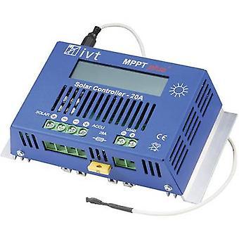 IVT MPPTplus 20A heffing controller MPPT 12 V, 24 V 20 A