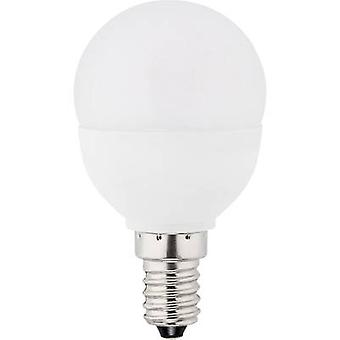 Müller-Licht LED (monochrome) EEC A+ (A++ - E) E14 Droplet 5.5 W = 40 W Warm white (Ø x L) 45 mm x 80 mm 1 pc(s)