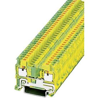 Phoenix Contact PT 2,5-PE 3209536 Tripleport PG terminal Number of pins: 2 0.14 mm² 2.5 mm² Green, Yellow 1 pc(s)