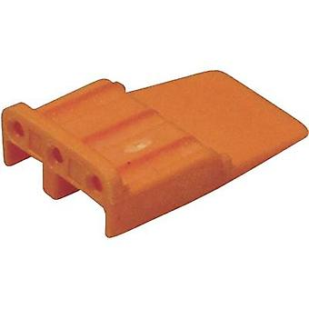 TE Connectivity WM 3 S Bullet connector wig serie (aansluitingen): DTM totale aantal pins: 3 1 PC('s)