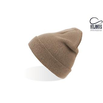 Atlantis Wind Double Skin Beanie With Turn Up