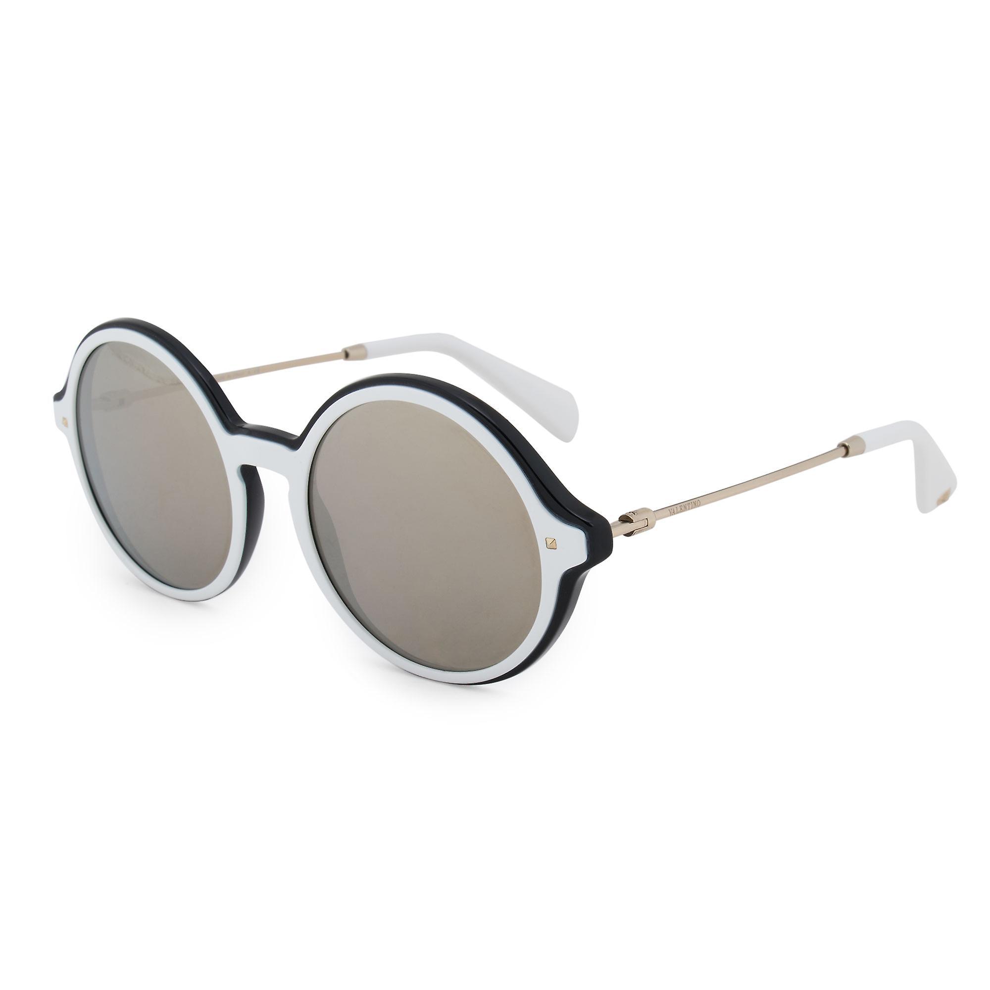 Valentino rundt solbriller VA4015 50435A 53
